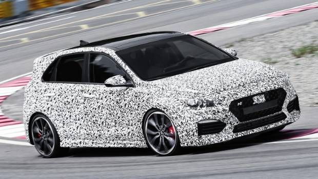 Hyundai's first-ever proper hot-hatch, the i30N, has the Volkswagen Golf GTI in its sights.