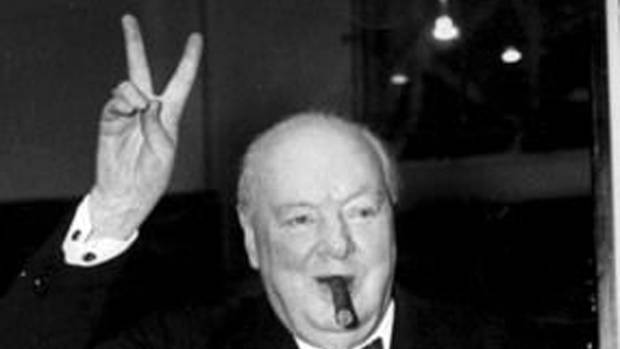 No one knew better than Winston Churchill that it's possible to fight back from career failure.