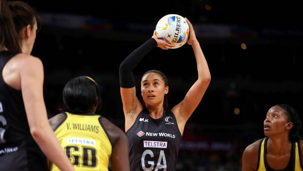 Maria Tutaia wasn't named in any Australian netball squads, which could be good news for New Zealand.