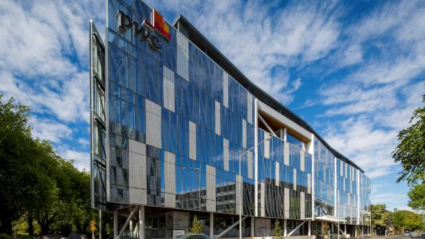 The architectural award-winning PwC Centre has been sold.