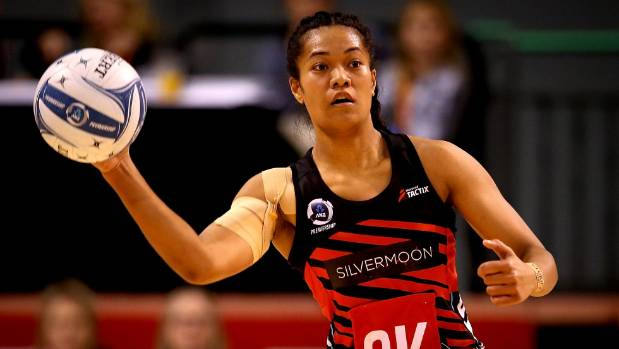 Temalisi Fakahokotau has been a rare bright light in another poor season for the Mainland Tactix.