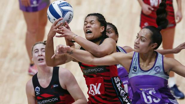 Temalisi Fakahokotau has been the Tactix most consistent performer in 2017.
