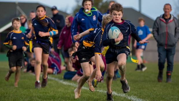 Pleasant Point's Ben Blakemore, 10, helped the team win the Hanan Cup in Ashburton and earn another trip to Wellington.