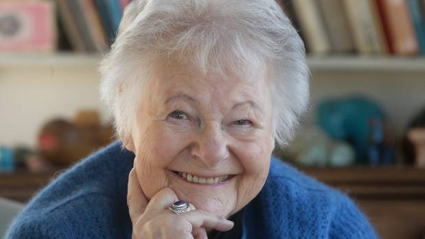 Wellington actress Dame Kate Harcourt is still strutting the stage aged 90.