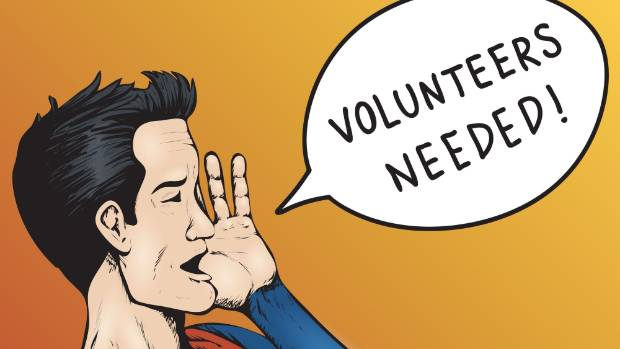 You may be surprised at just how much volunteers contribute.