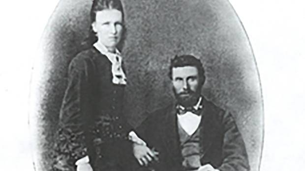 Jeremiah O'Brien and Anne Haldane.