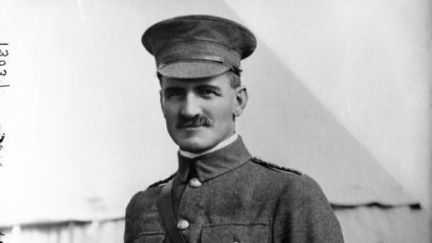 Colonel Malone was killed on Chunuk Bair during the ill-fated Gallipoli campaign of World War I.