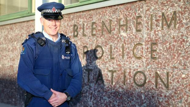 Blenheim community constable Russ Smith has told rural Marlborough residents to keep an eye out for meth labs. (File photo)