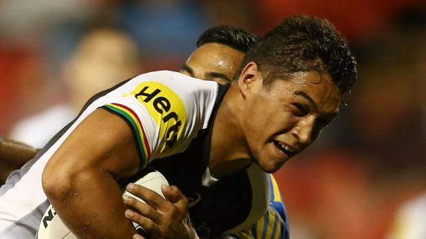 Te Maire Martin says he's thrilled to get the chance to learn from Johnathan Thurston.