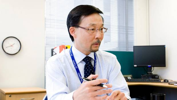 Director general of health Chai Chuah is under fire after a DHB budget blunder.