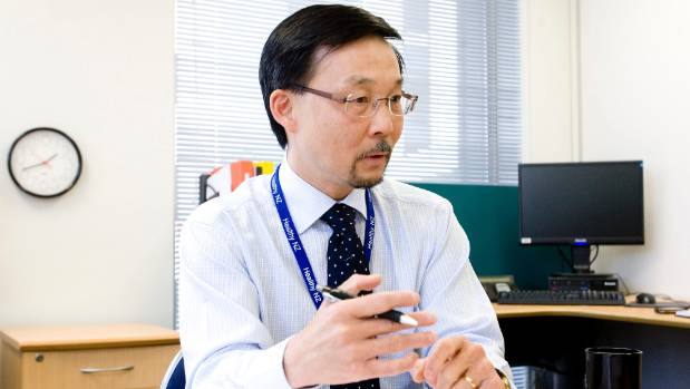 Director general of health Chai Chuah is embroiled in a dispute with the Canterbury District Health Board about its ...