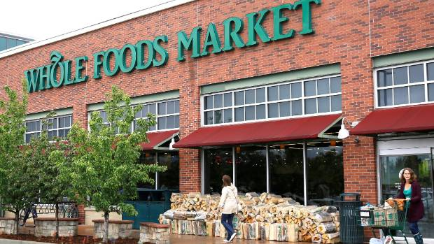 The Whole Foods deal is an acknowledgment that it can't build its own physical footprint quickly enough alone.