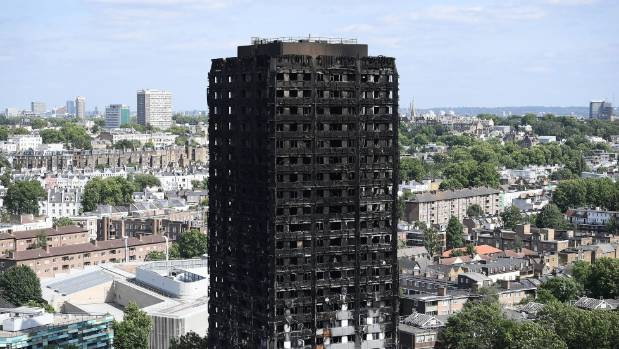 The revelation that banned materials were used in the Grenfell Tower has prompted thousands of urgent inspections at ...