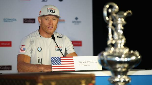 Could the America's Cup be slipping away from  Oracle and Jimmy Spithill?