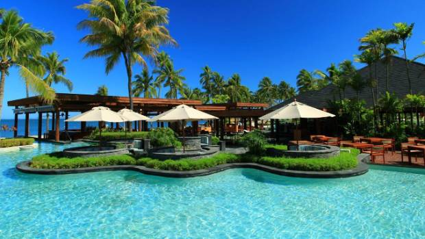 A group of Kiwi families fell ill while on holiday in Fiji this week. Stock photo.