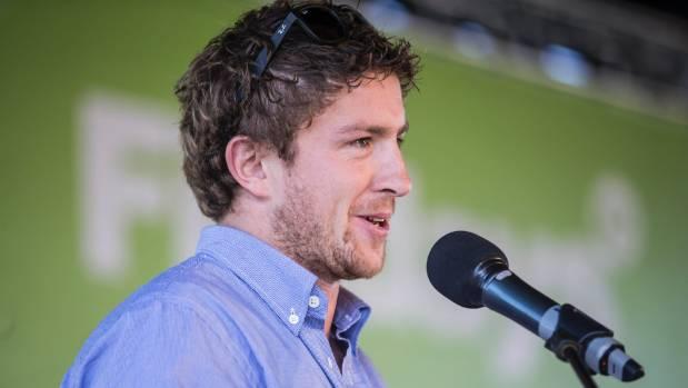 Fairlie farmer Matt McAtamney won Rural Bachelor of the Year at the National Fieldays.