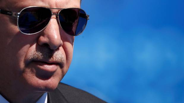 Turkish President Recep Tayyip Erdogan's increasingly muscular nationalism highlights the role of Islamic troops in ...