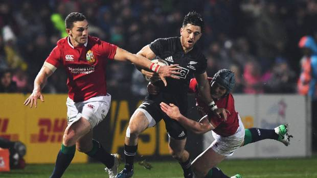 Nehe Milner-Skudder looked good after his recent injury woes.