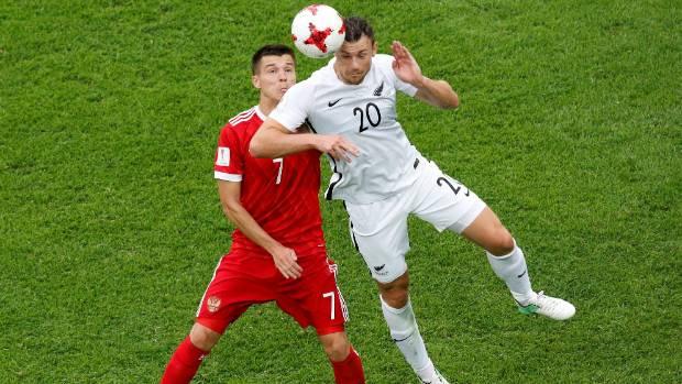 Russian Federation vs Portugal, FIFA Confederations Cup, live score