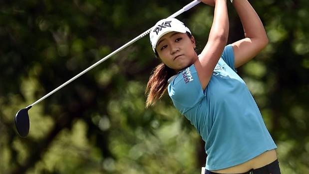Kaufman moves up in Meijer LPGA Classic