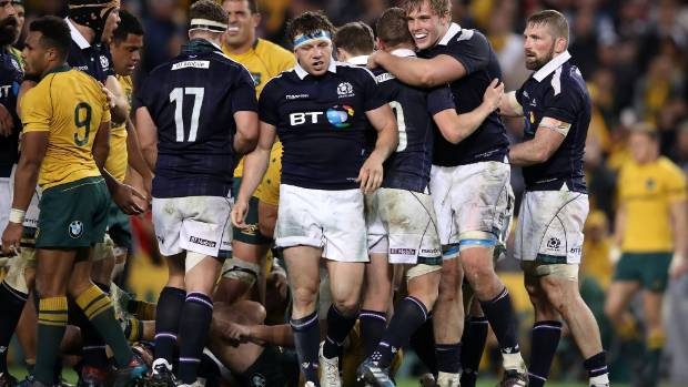 Changes are forecast to the Wallabies lineup after a disappointing test loss to Scotland.