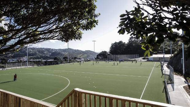 The facility upgrade is expected to hugely boost hockey in Wellington.