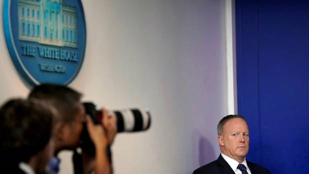 Sean Spicer Expected To Take Less Public Role