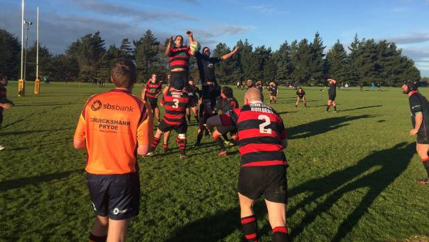 Ideal weather prevailed for the Waikiwi versus Mossburn division two club rugby game in Invercargill on Saturday.