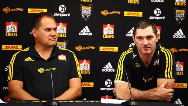 Lions new boys handed Chiefs role