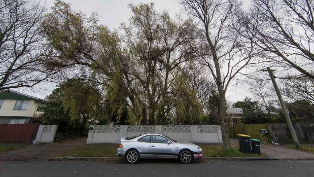 Christchurch 39 s most burgled streets what do residents for Grow landscapes christchurch