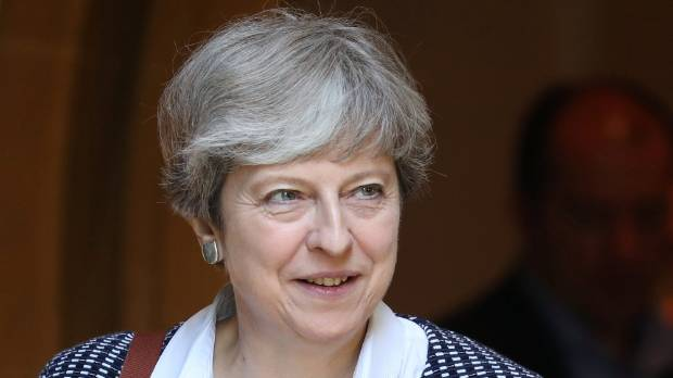 Theresa May cancels the 2018 State Opening of Parliament