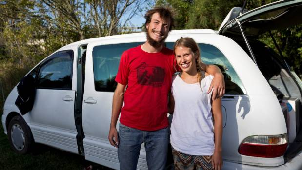 The Campable websitecan put visitors like Franzi Despeyroux and Fabrice Despeyrouxi in touch with a Kiwis who are happy ...