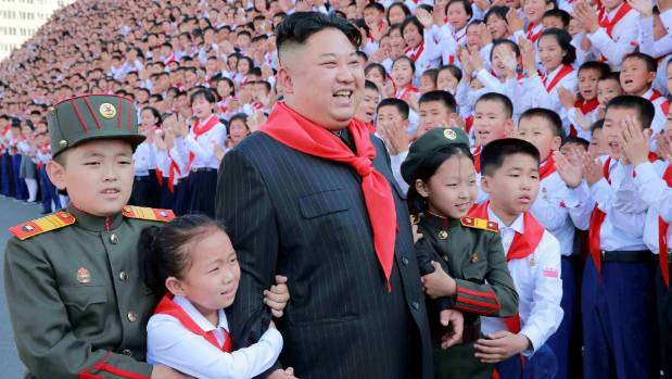 "North Korea, led by dictator Kim Jong Un, has accused the US of being a ""lawless gangster state""."
