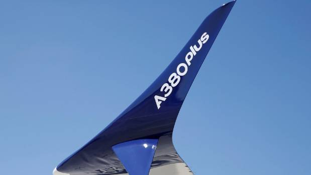 "Airbus has dubbed the enhanced version the ""A380plus""."