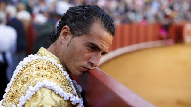 The Spanish matador later died from his injuries. (FILE PHOTO)