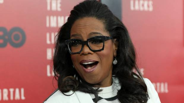 "Oprah Winfrey has told the Los Angeles Times that filming A Wrinkle in Time in New Zealand was ""a great experience""."
