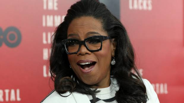 Oprah Winfrey says she wants to make nutritious comfort foods 'more accessible to everyone'.