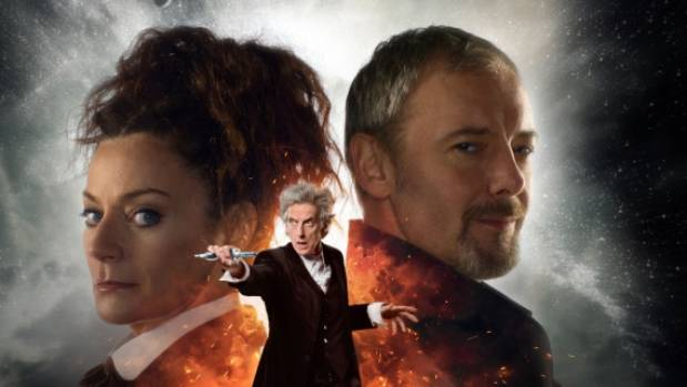 The Doctor will be up against both The Master and Missy in the two-part season finale which ends with a feature-length ...