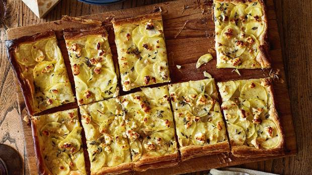 The galette isn't really considered a classic, but it's versatile and quick.