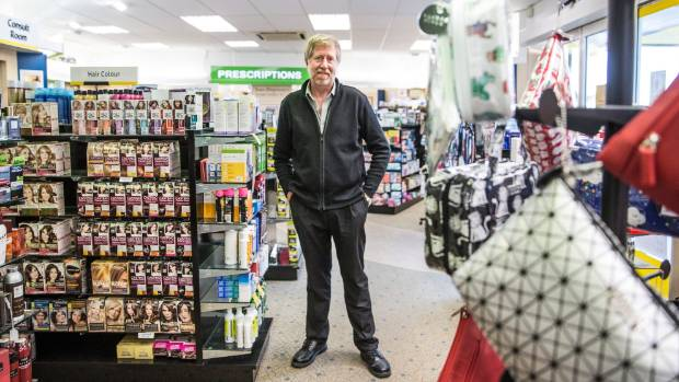 Dave Ross, of Life Pharmacy on Motueka High St said reducing congestion, not overall traffic numbers was the key to ...