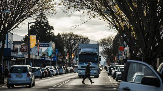 The NZ Transport Agency is investigating short to medium term improvements to High Street, Motueka to improve safety ...