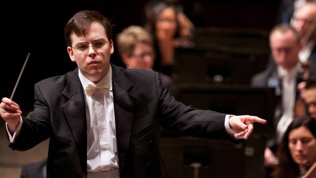 American conductor James Feddeck proved to be a strong-minded musician during Saturday night's NZSO concert.