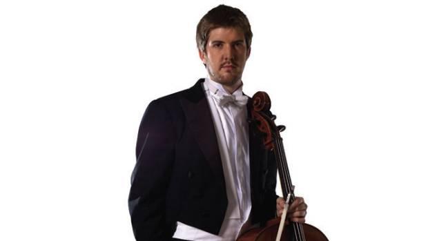 NZSO principal celiist Andrew Joyce combined well with guest performer Daniel Muller-Schott.