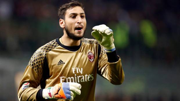 Donnarumma rejects new AC Milan contract