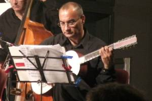 Giuseppe Petrella, known to most as Pino, is a celebrated musician in southern Italy and now he's bringing his talent to ...