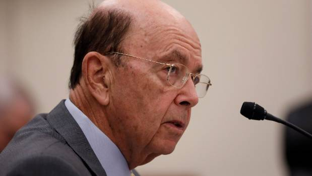 Trade Minister Todd McClay also met US Commerce Secretary Wilbur Ross.
