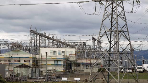Bunnythorpe Substation