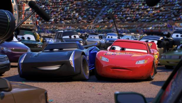 Lightning McQueen faces a new threat to his domination of the Piston Cup from a new generation of racers, including ...