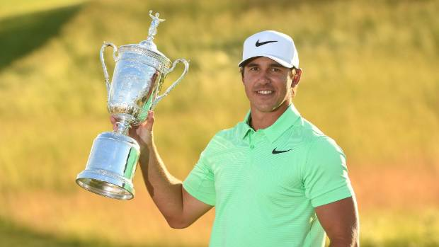 Brooks Koepka Wins The US Open