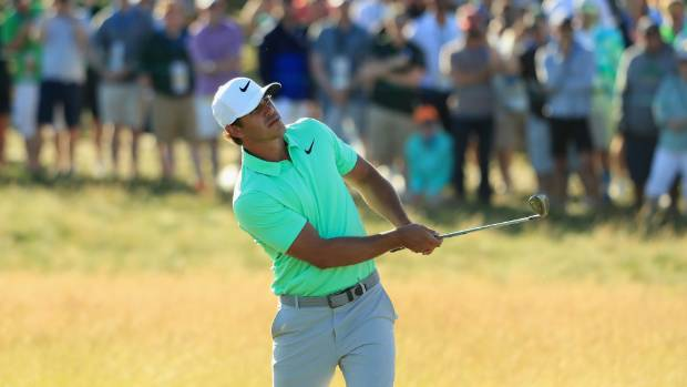 Koepka caps record week with US Open title